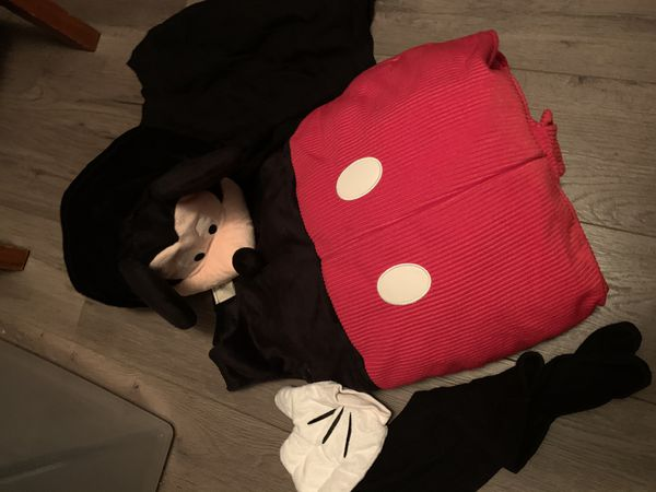 Disney store size 3 years with tights and undershirt