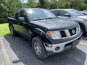 2007 NISSAN FRONTIER SL for Sale in Newburgh, NY