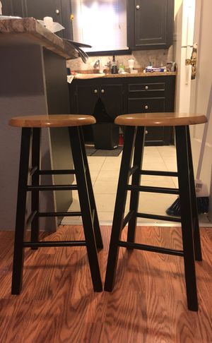 wooden stools for Sale in Piedmont, CA