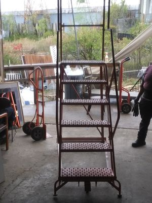 """57"""" rolling step ladder for Sale in Brentwood, MD"""