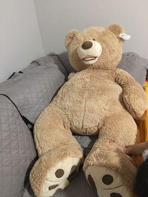"53"" Tan Plush Teddy Bear for Sale in Chandler, AZ"