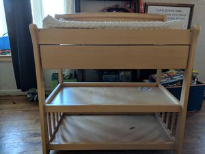 Changing table for Sale in Saint Clair Shores, MI