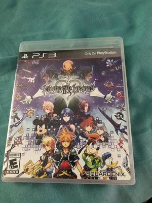 Kingdom Hearts 2.5 remix PS3 for Sale in Hickory Hills, IL