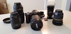 Nikon d90 for Sale in NO POTOMAC, MD