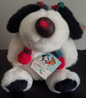 Vintage Adventures of Moostletoe & SNO-Ball Featuring BerryMore plush toy stuffed Animal for Sale in Des Plaines, IL