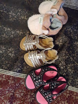 Baby girl shoes for Sale in Wichita, KS