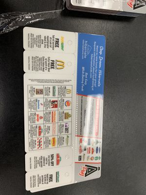 Discount Card for Sale in Poinciana, FL