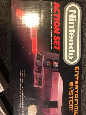 Nintendo entertainment system action set for Sale in Escondido, CA