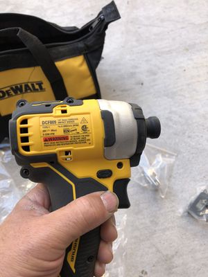 Dewalt compact drill and impact. for Sale in Las Vegas, NV