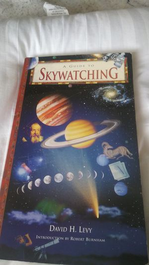 A guide to skywatching by David H. Levy for Sale in NEW PRT RCHY, FL