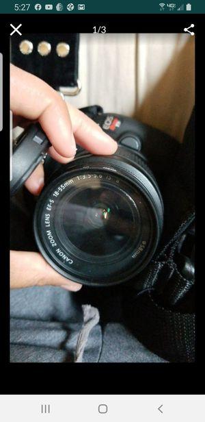 Canon camera for Sale in Perris, CA
