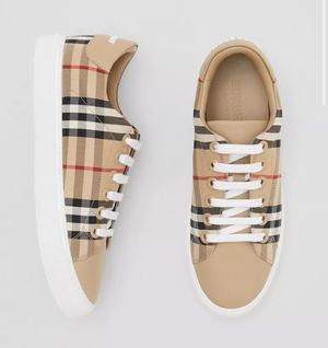 Burberry shoes for Sale in Long Beach, CA