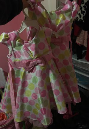 Easter dresses 3t and 5t for Sale in Visalia, CA