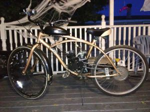 Motor bycycle 80 cc 2 stroke for Sale in Evansville, IN