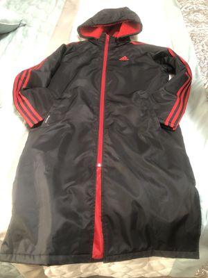Kids 12-14 yrs (160cm) Long Jacket by Adidas for Sale in Carlsbad, CA