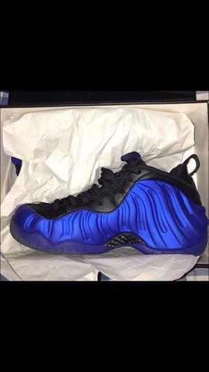 45a34d0d280 Nike Blue   Black Foamposites 6.5y for Sale in Vallejo