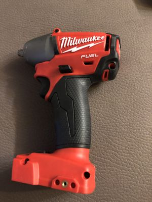 Milwaukee 3/8 impact wrench for Sale in Phoenix, AZ