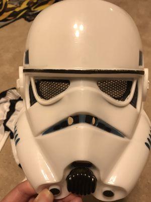 Boys Star Wars Stormtrooper Halloween costume size small for Sale in Marietta, GA