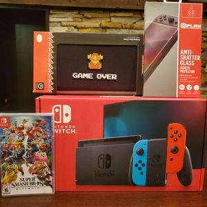 New Nintendo Switch Bundle for Sale in Saint Charles, MO
