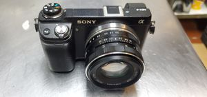 Sony Alpha NEX-6 16.1MP Digital Camera - Black for Sale in Jamestown, RI