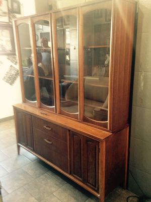mid century cabinet top comes off for Sale in San Diego, CA