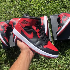 "Jordan 1 Mid ""Banned"" for Sale in Miami, FL"