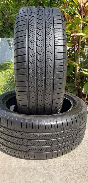 245/45/18 GOODYEAR EAGLE SPORT for Sale in Tampa, FL