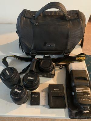 Nikon D3300 Camera for Sale in Bristol, CT