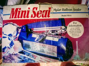Mini Sealer for Mylar Balloons for Sale in Sugar Creek, MO