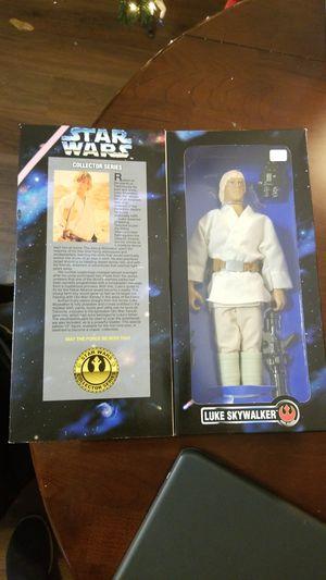 Star Wars Collector Series Luke Skywalker by Kenner from 1996 for Sale in Marietta, GA