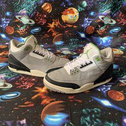 Nike Air Jordan 3 'Chlorophyll' Mens Sz 8.5 for Sale in Bunnell,  FL