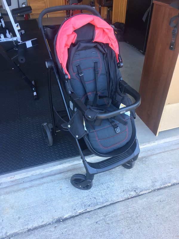 Stroller or toddler seat