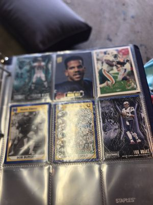 Football Cards (1990-2018 ) for Sale in Bridgewater, MA