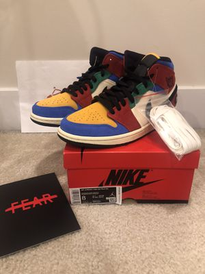 Air Jordan 1 Retro (Blue The Great) for Sale in Silver Spring, MD