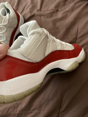 Jordan 11 Retro low Cherry (2016) for Sale in Fontana, CA