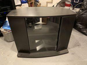 TV Cabinet - Black for Sale in Boston, MA