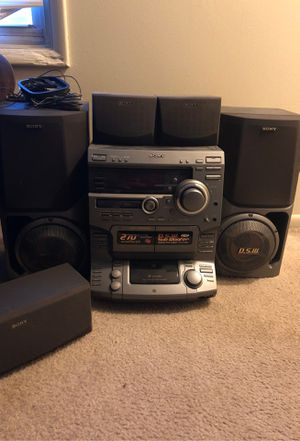 Sony Stereo System for Sale in Columbus, OH