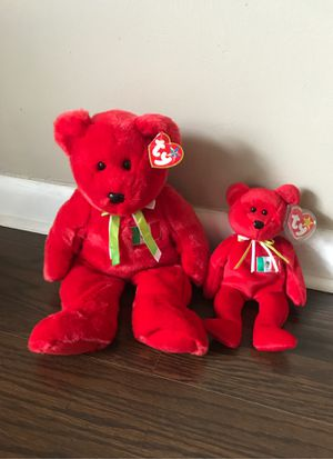 Ty Beanie babies bear for Sale in Coral Springs, FL