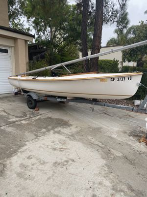 Coranado 15 Sailboat for Sale in Jamul, CA