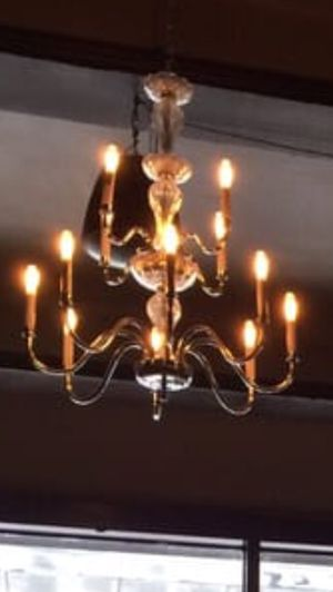 Crystal Chandeliers - still available! for Sale in Houston, TX