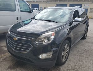 2016 Chevy Equinox LTZ Leather Navigation for Sale in Miami, FL