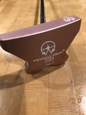 Frankly Frog Custom Putter Golf Club for Sale in Huntington Beach, CA