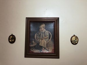 Two small photos and one large. (Antiques) for Sale in Davenport, IA