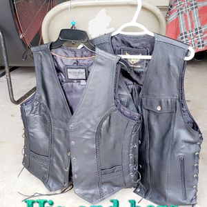 Leather Vests for Sale in Deer Park, TX