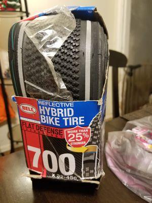 Bell Sports Flat Defense Reflective Hybrid BikeTire for Sale in Parkersburg, WV