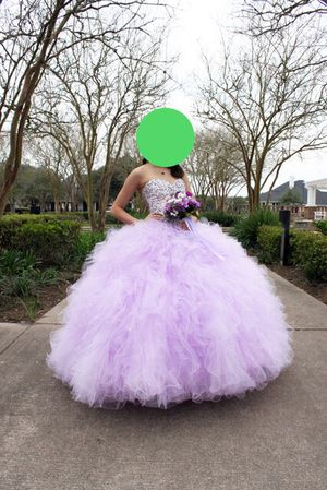 Ball Gown/Quinceanera Dress for Sale in Richmond, TX