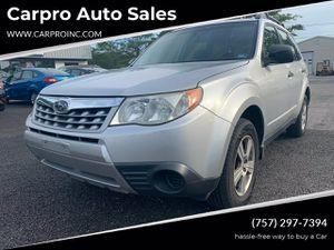 2011 Subaru Forester for Sale in Chesapeake, VA