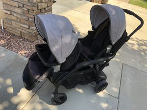 Gracias double stroller for Sale in Acton, CA