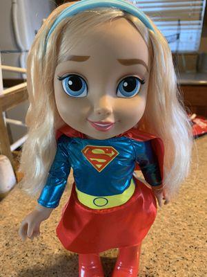 Doll super girl for Sale in Costa Mesa, CA
