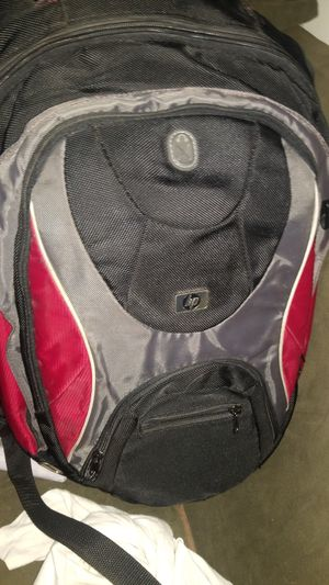 HP Laptop backpack for Sale in Victorville, CA